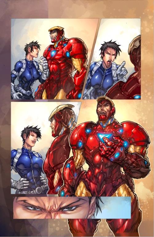 Képek - Page 7 Marvel_color_practice_3_by_faroldjo