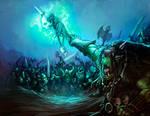 Warhammer WAAAGH Orks