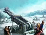 Warhammer Grugde Thrower