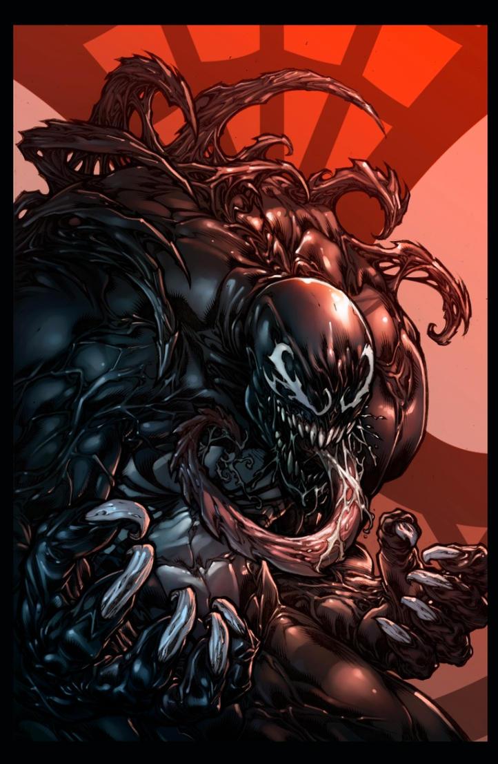 venom colors by faroldjo