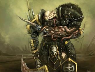 Warhammer Sadistic Mutation by faroldjo