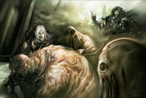 what lies in dust art 1 by faroldjo