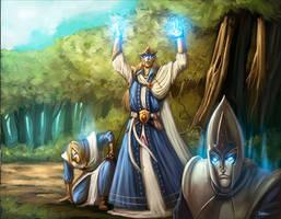 warhammer greater heal by faroldjo