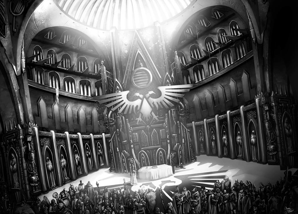 Dark Heresy: Ascension 1 by faroldjo