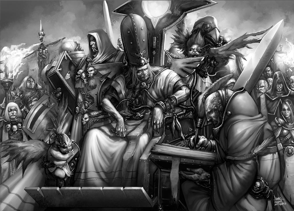 Dark Heresy: Ascension 2 by faroldjo
