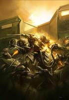 deatwahtch warhammer 2 by faroldjo