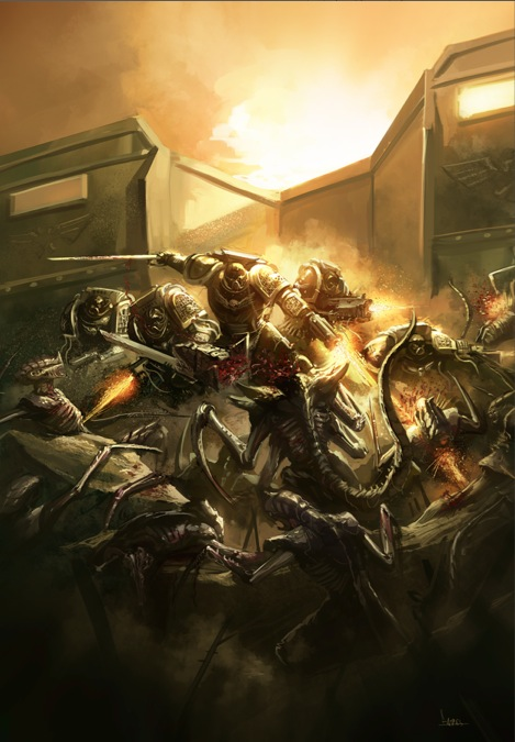 [W40K] Collections d'images diverses - Volume 2 Deatwahtch_warhammer_2_by_faroldjo-d318zex