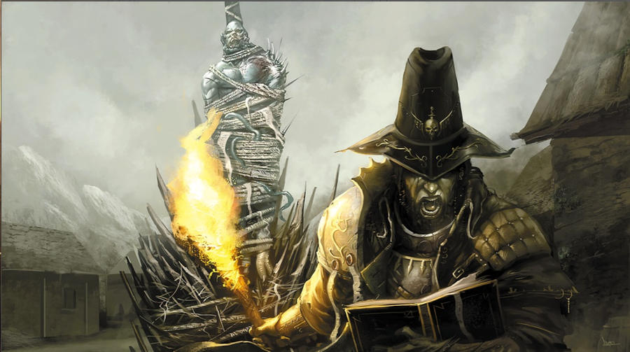 warhammer fantasy 1 by faroldjo