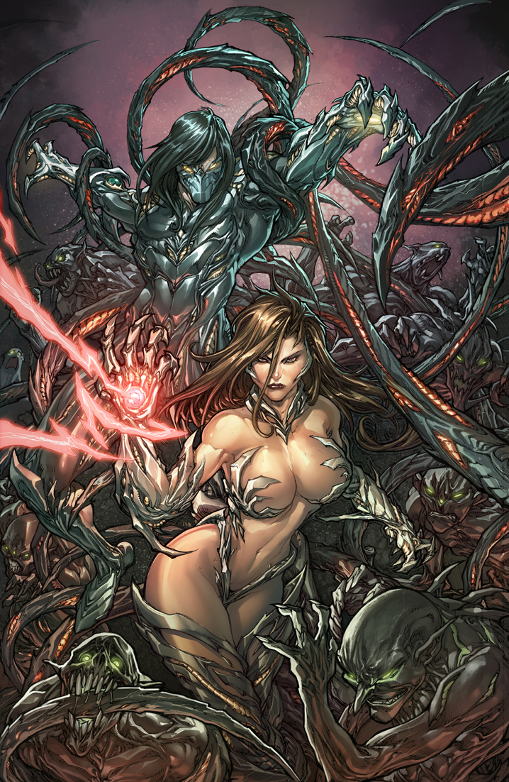 witchblade and the darkness