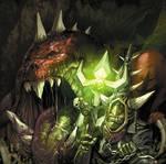 warhammer shaman goblin
