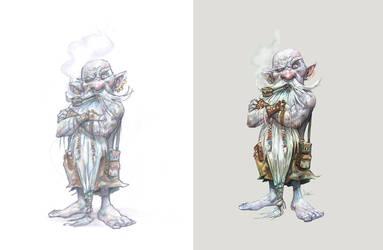 gnome by faroldjo