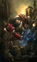 Deathwatch chapter cover 2