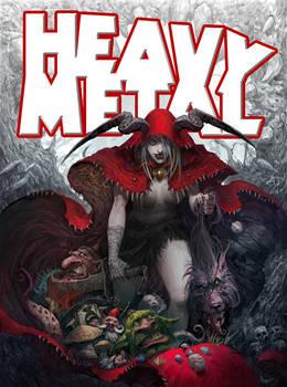 Heavy Metal contest