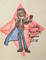 Poppies 2018- Cuddly Knuckle by JordynGowens