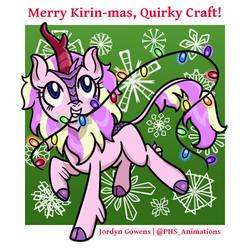 Merry Kirin-mas, Quirky Craft! by JordynGowens
