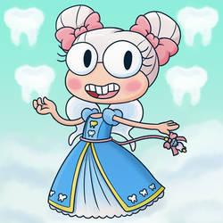 Poptropica Tooth Fairy Costume