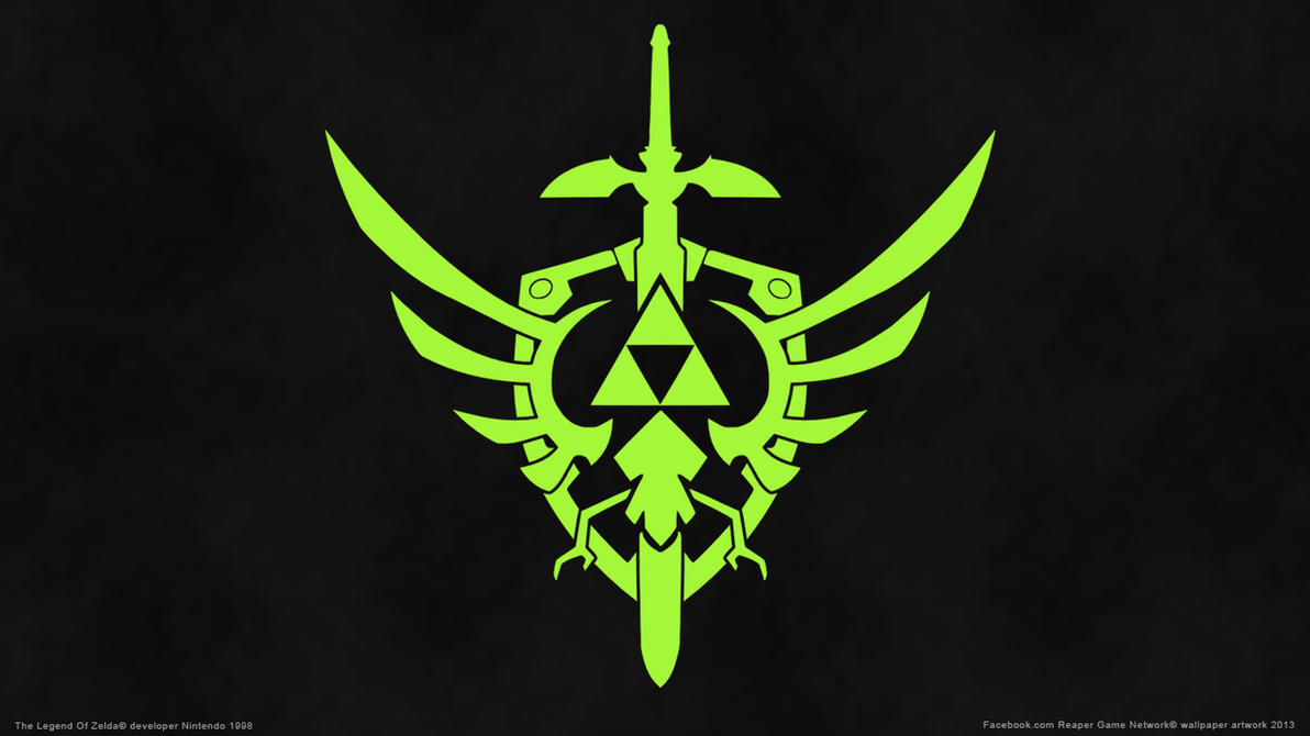 the legend of zelda wallpaperfiorerose on deviantart