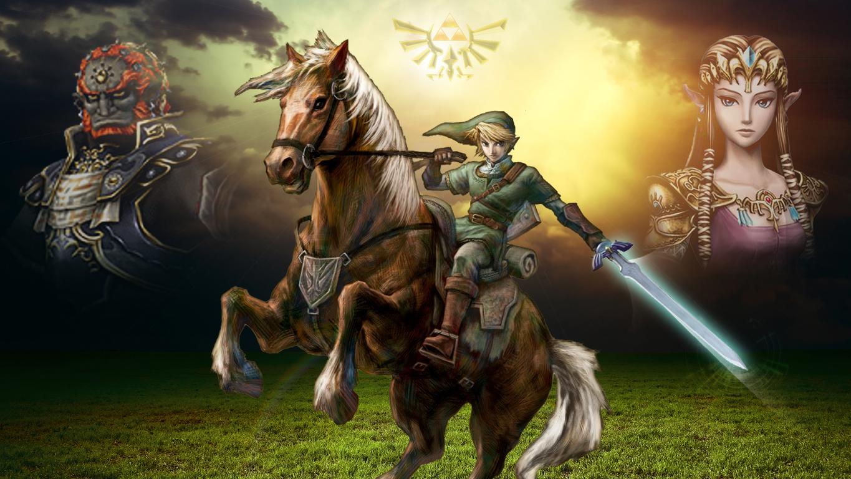 The Legend Of Zelda: Twilight Princess Wallpaper by ...
