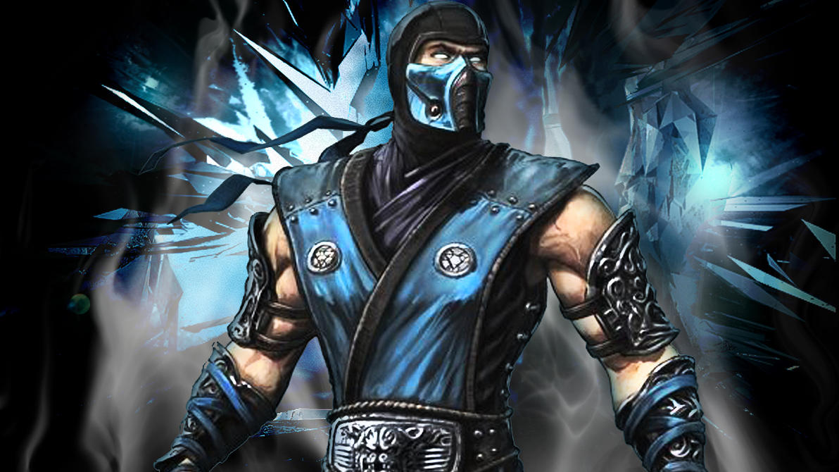 Sub Zero Wallpaper By FioreRose