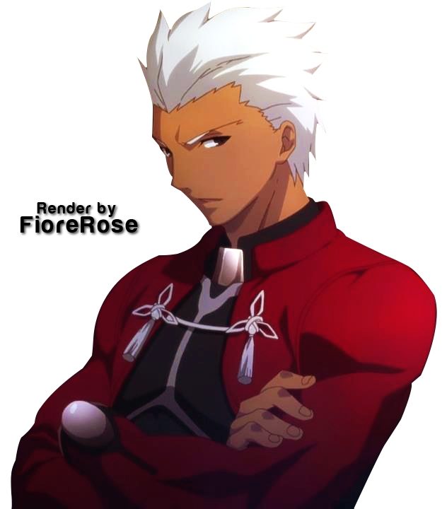 Archer Unlimited Blade Works By Fiorerose On Deviantart