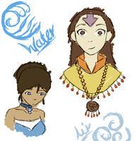Air and water by Amaya8