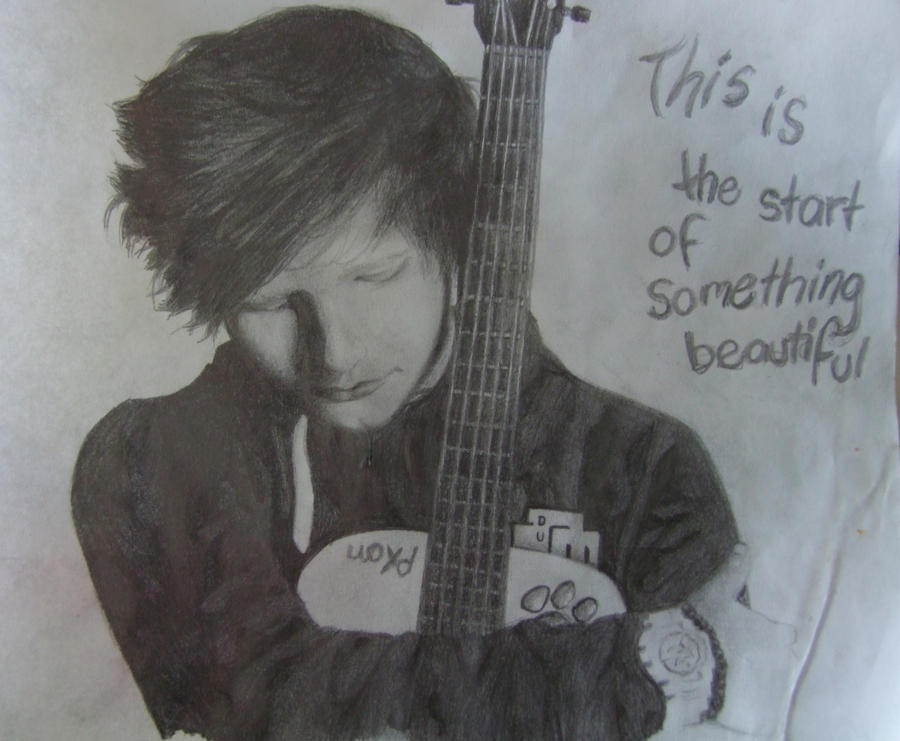 Ed Sheeran by Amaya8