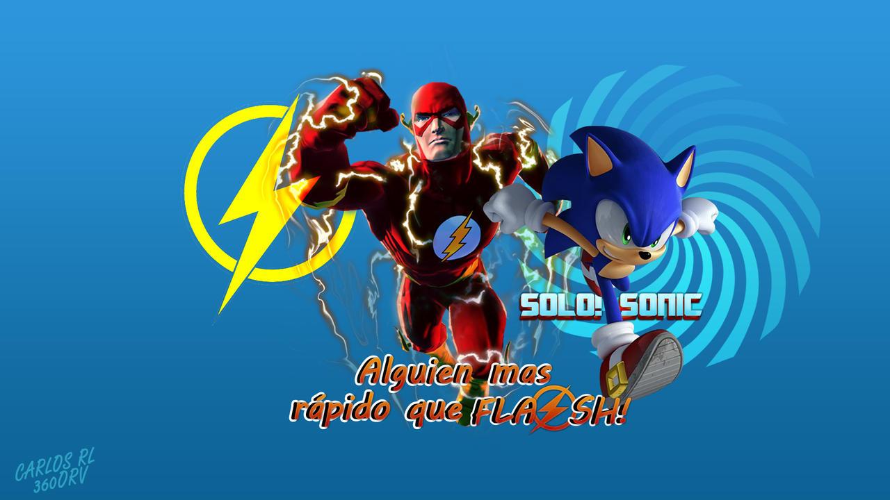 flash vs sonic - photo #47