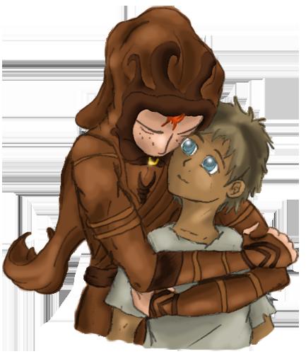 [Guild Wars 2] Love you, hawkchild!