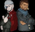 [Guild Wars 2] Vaas and Rean