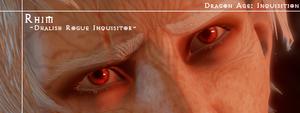 [DA:I] Albino eyes