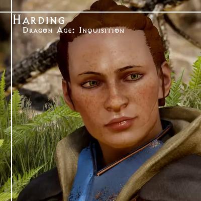 [DA:I] Harding