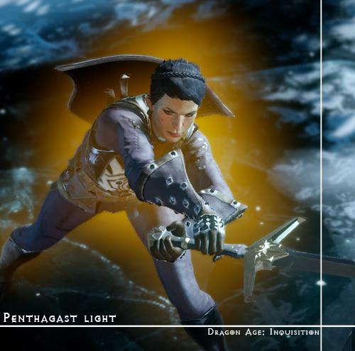 [DA:I] Penthagast's light