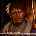 [DA:I] Handsome