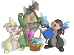 [DSA] Happy Easter!
