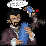 [Guild Wars 2] Florean Di Saverio