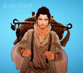 [Black Desert]Wandering by MyuRhee