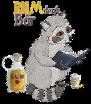 RUM think bear