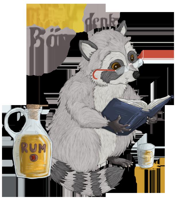 RUM think bear by MyuRhee