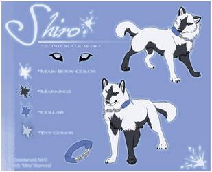 Shiro Reference by Idess