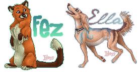 Fez+Ella by Idess