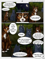 Warriors Intro Comic - Page 5 by Idess