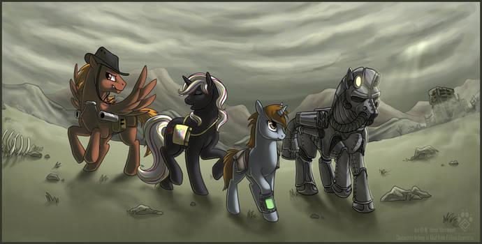 Equestrian Wasteland