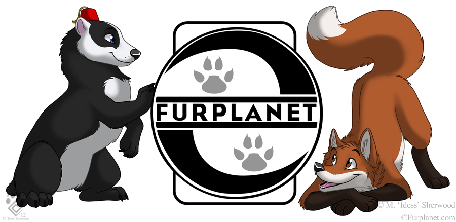 FurPlanet banner by Idess