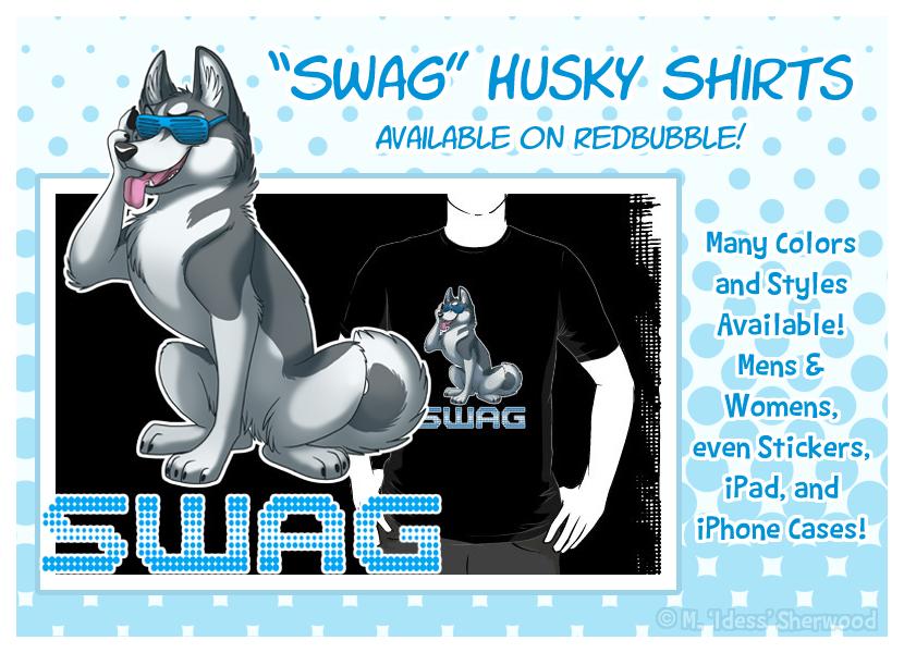 SWAG Husky by Idess