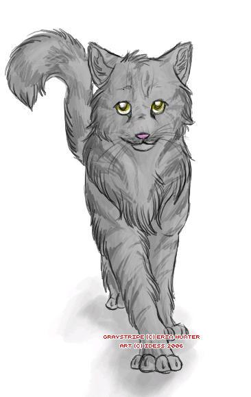Warrior Cats Graystripe Stories