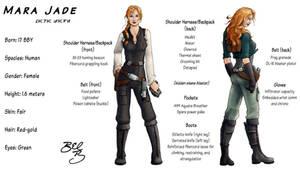 Mara Jade Redesign