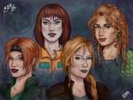 Redheaded Legends