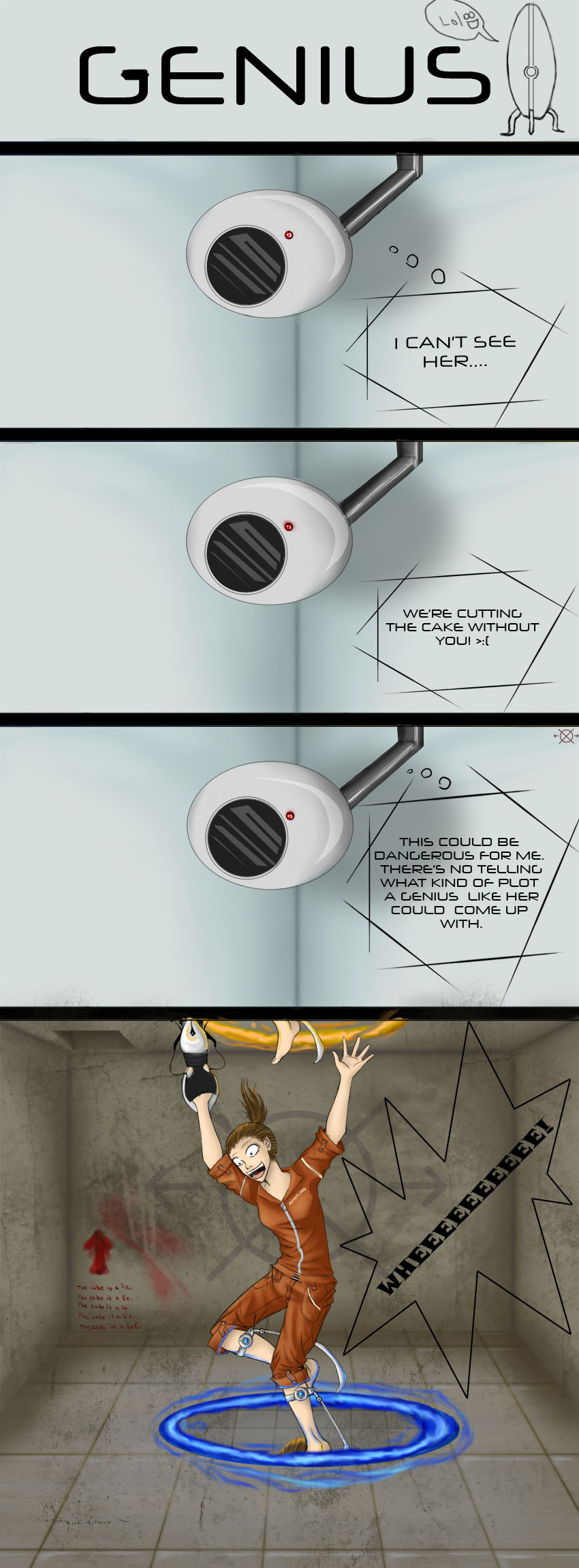 Portal-Genius by Alpha-Assassin