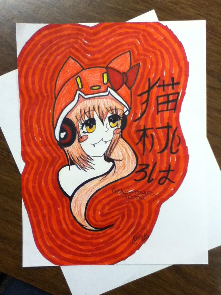 Neko-mura Iroha 2-Vocaloid by teamedward1801