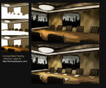 Attorney Matte Painting